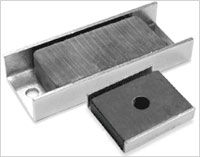 Alnico Channel Shaped Magnets